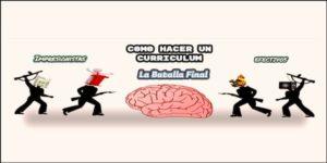 Como hacer un curriculum efectivo - Batalla Final